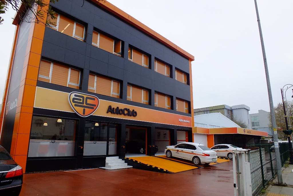 AutoClub Center (Genel Merkez) - İstanbul Maltepe