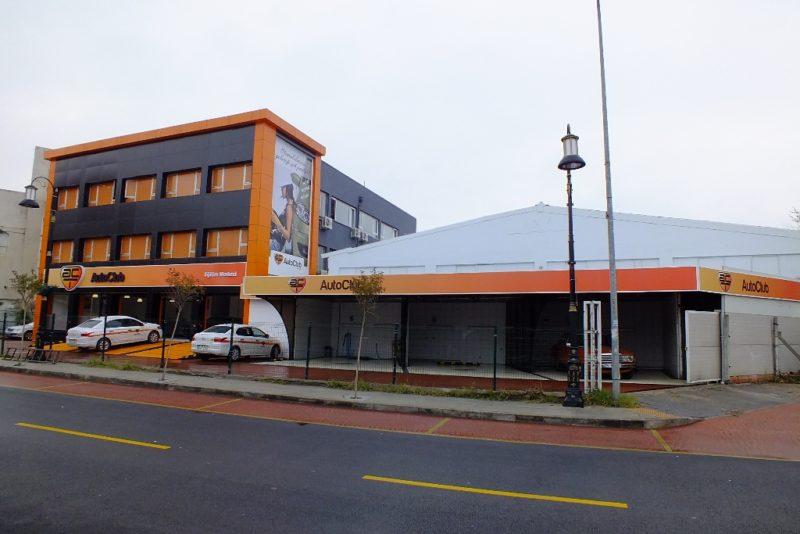 AutoClub Center (Genel Merkez) – İstanbul Maltepe