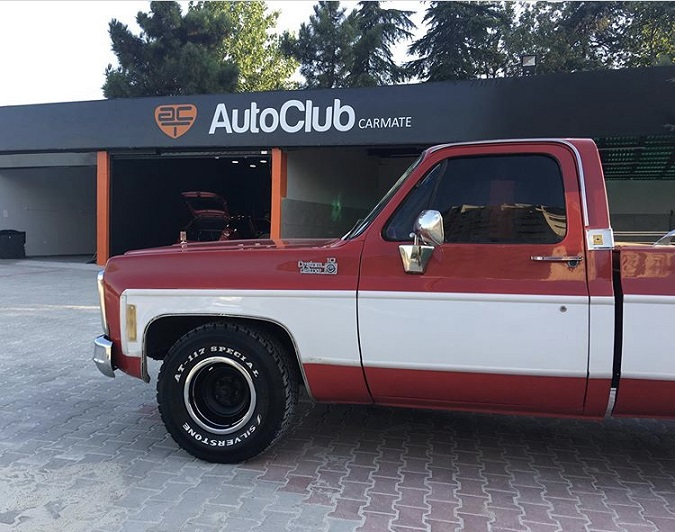 AutoClub Carmate - İstanbul Ataşehir