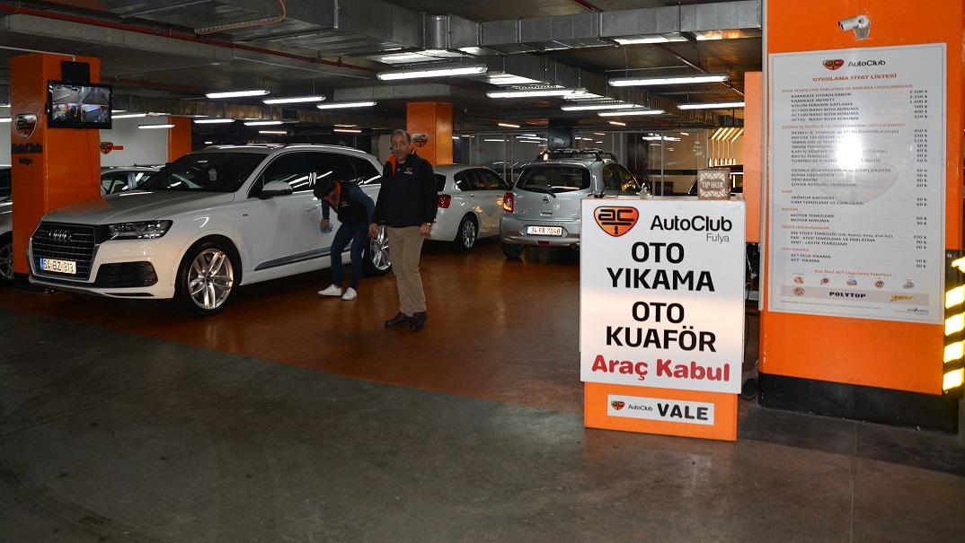 AutoClub Fulya - İstanbul Fulya