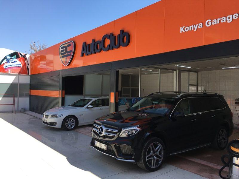AutoClub Konya Garage – Konya