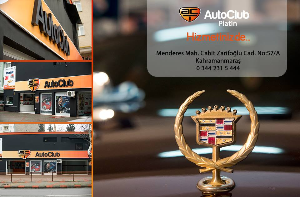 AutoClub Platin - Kahramanmaraş