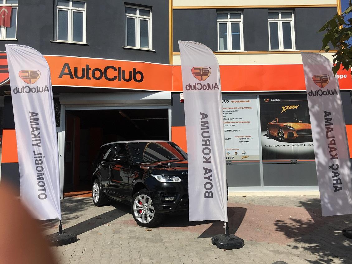 AutoClub Sancaktepe - İstanbul Sancaktepe