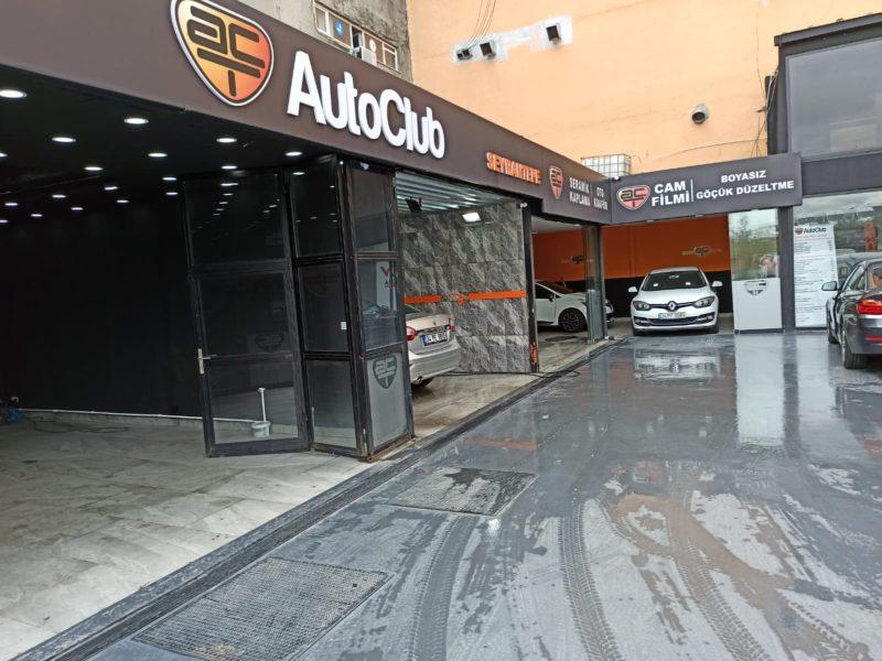 AutoClub Seyrantepe – İstanbul Seyrantepe