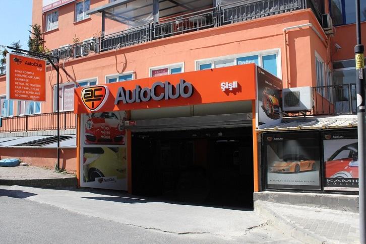 AutoClub Şişli – İstanbul Mecidiyeköy