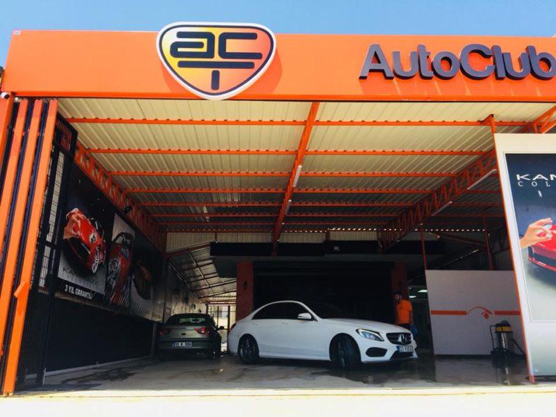 AutoClub Gold Park – Mersin Tarsus