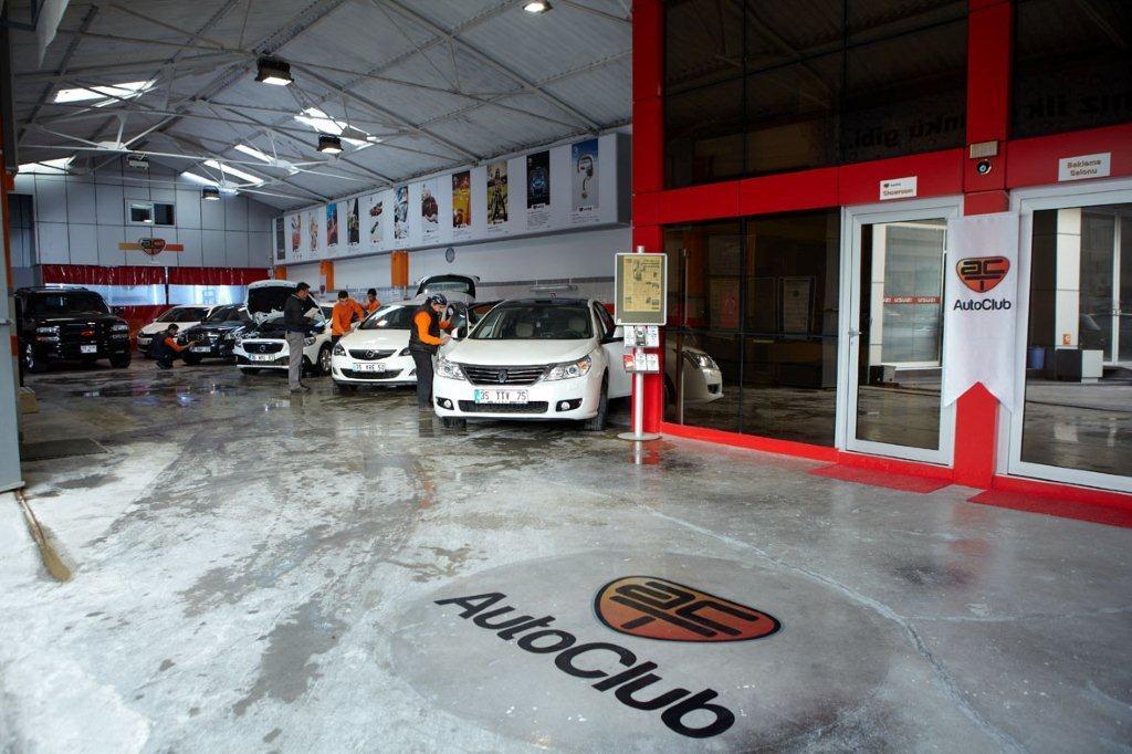 AutoClub Uce - İzmir Bayraklı