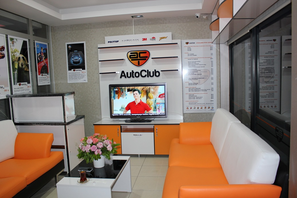 AutoClub Ağaoğlu - İstanbul Ümraniye