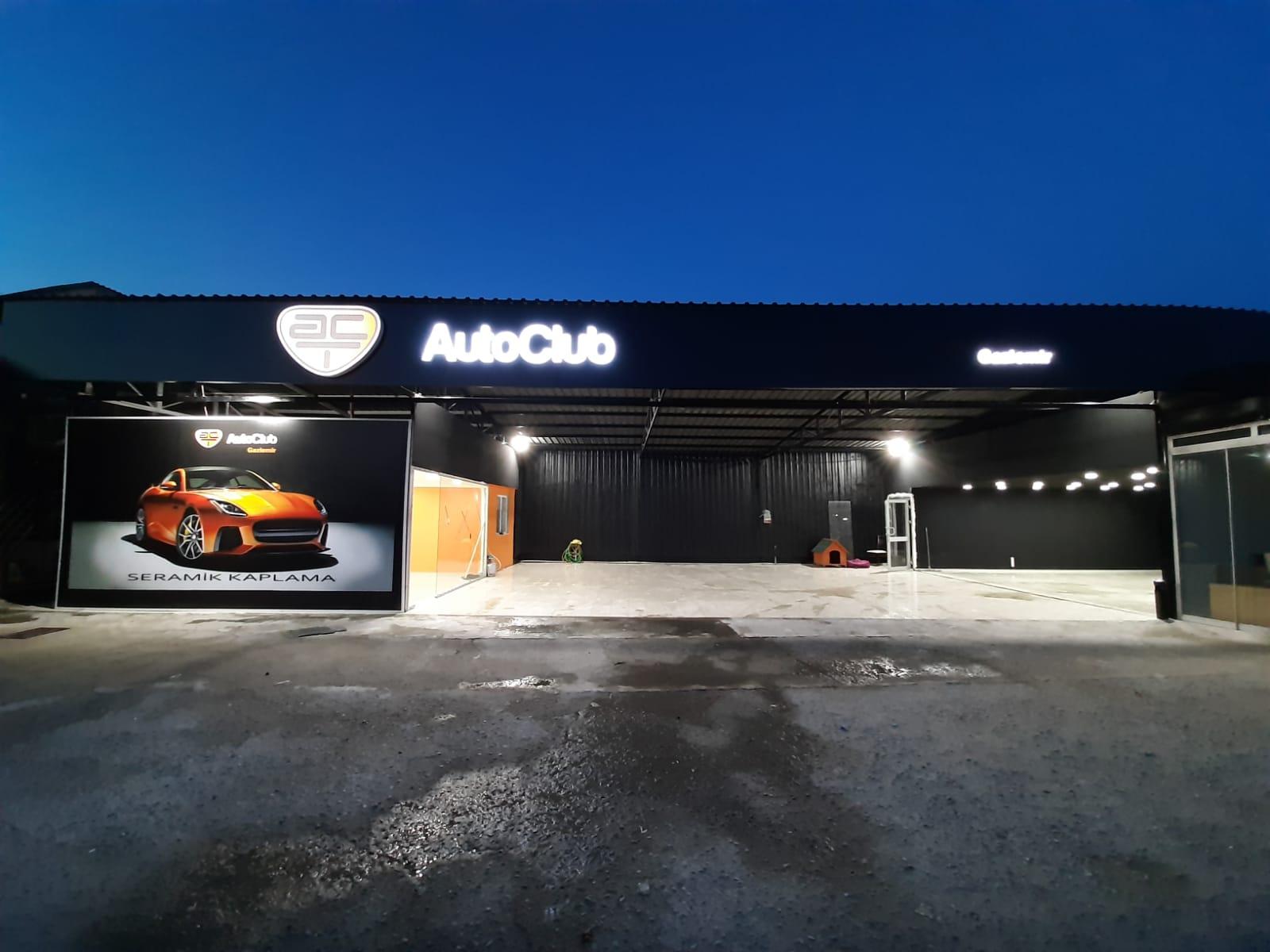 AutoClub Vizyon - İzmir Gaziemir