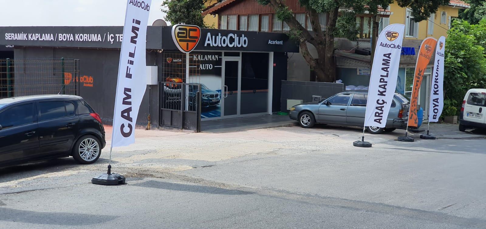 AutoClub Acarkent - İstanbul Acarkent