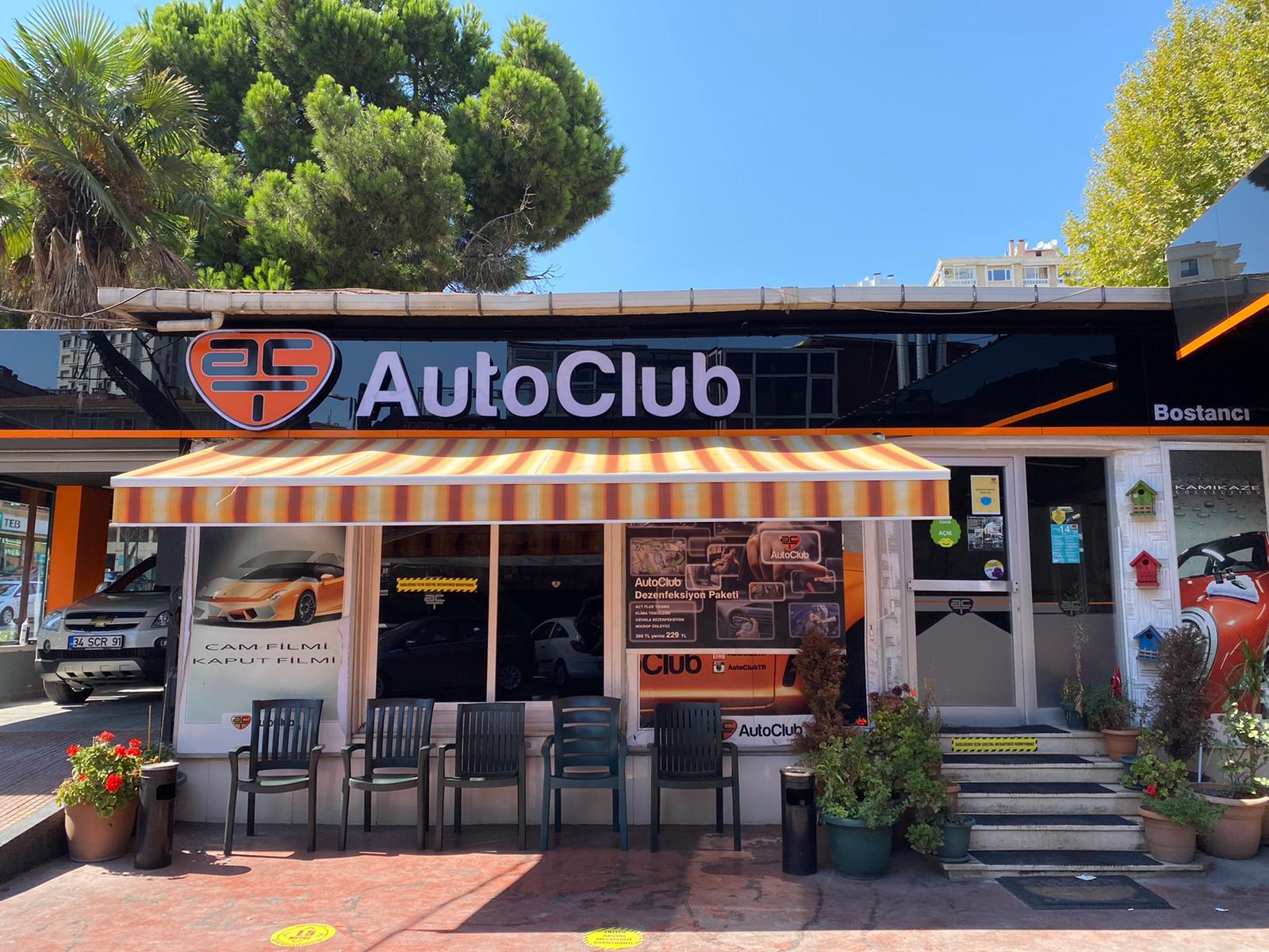 AutoClub Bostancı - İstanbul