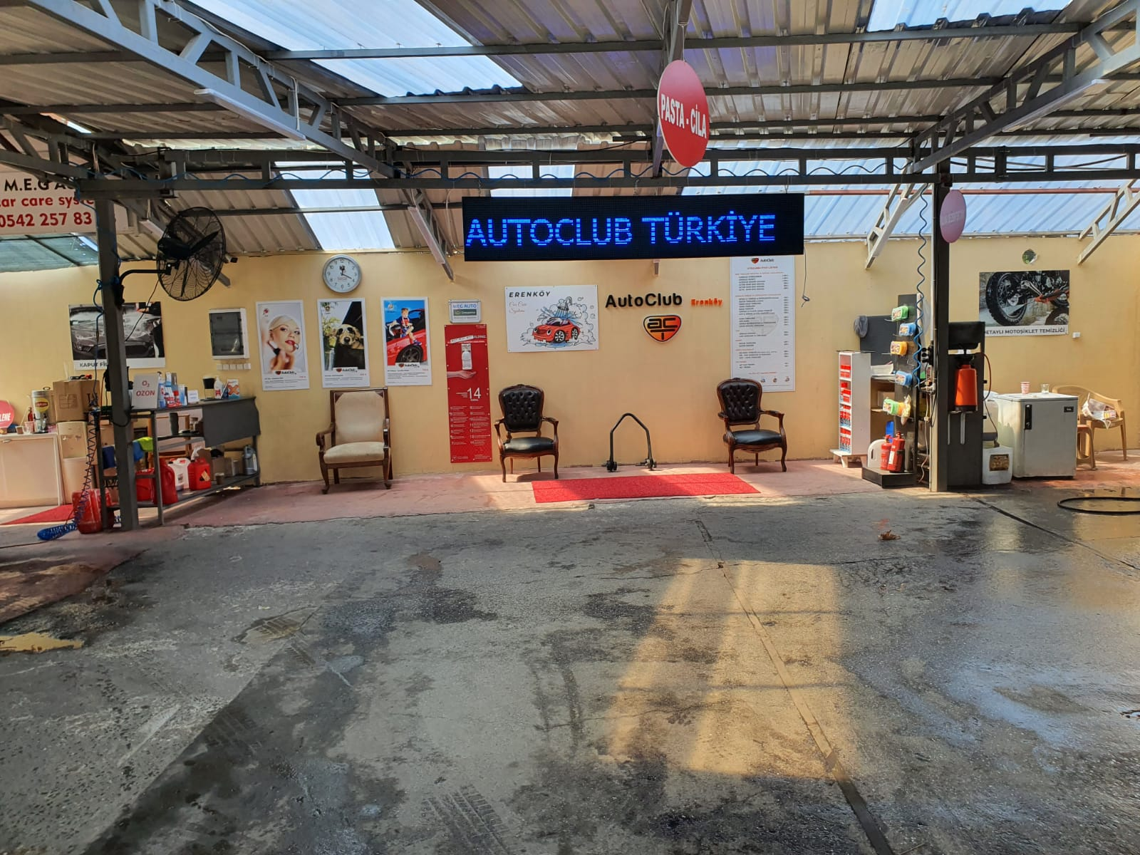 AutoClub Erenköy - İstanbul Erenköy