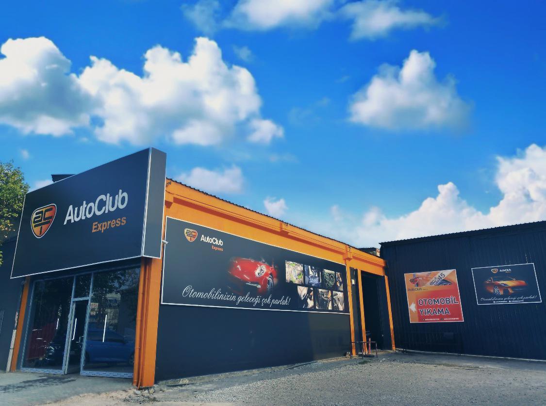 AutoClub Express - Gaziantep Küsget