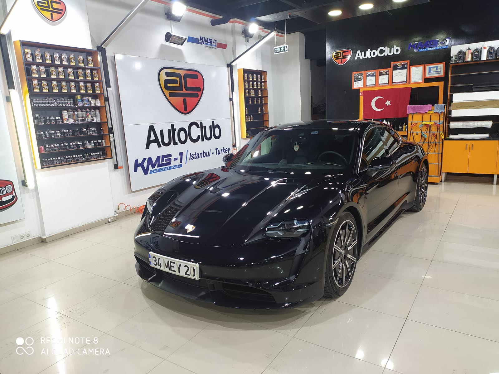 AutoClub KMG1 - İstanbul Ümraniye Şerifali