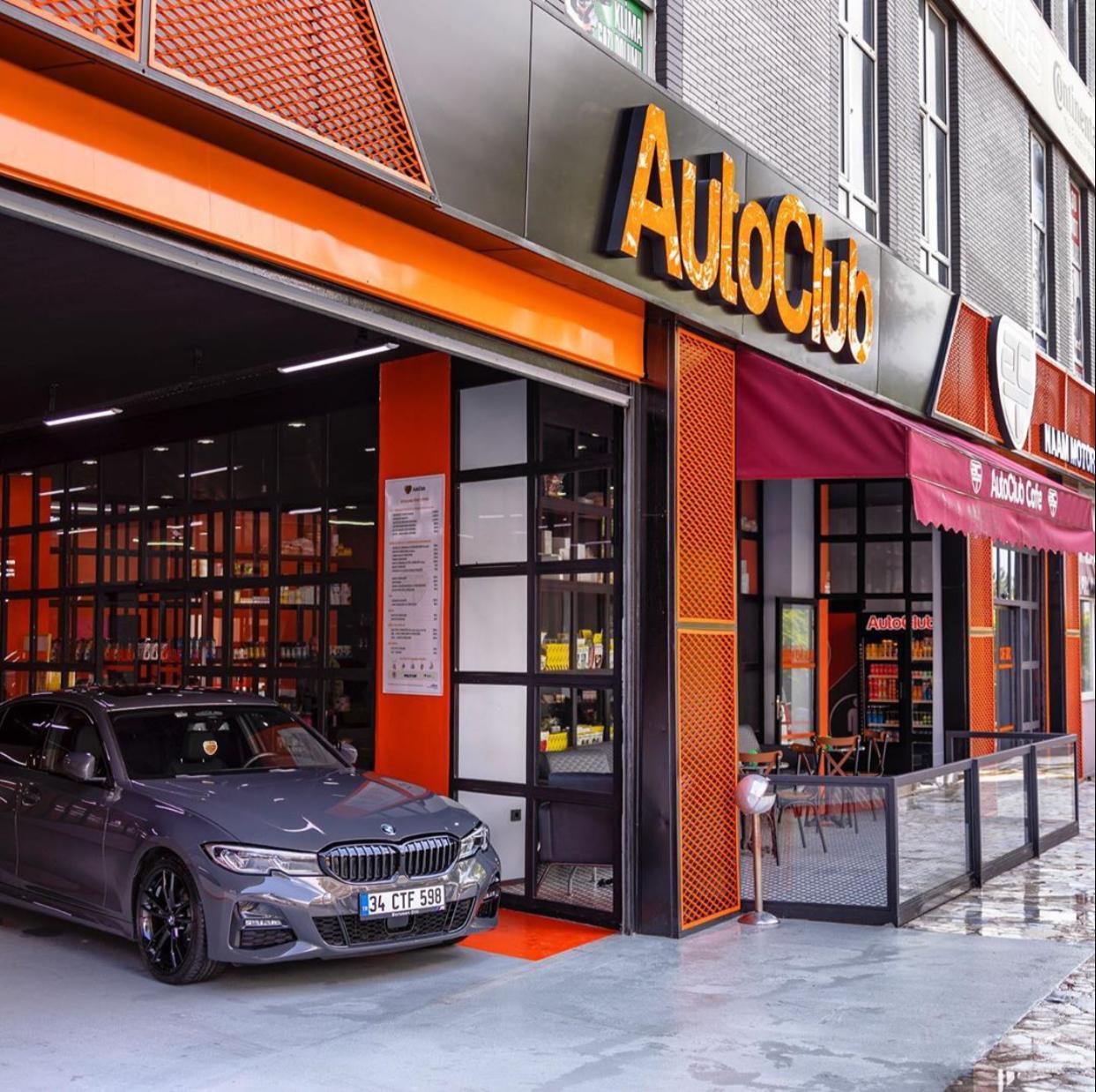 AutoClub Hak - İstanbul Beykent