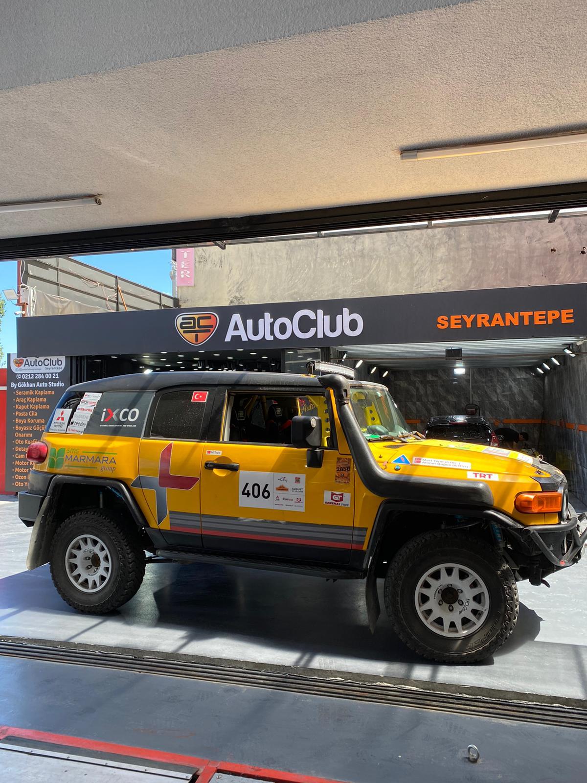 AutoClub Seyrantepe - İstanbul Seyrantepe