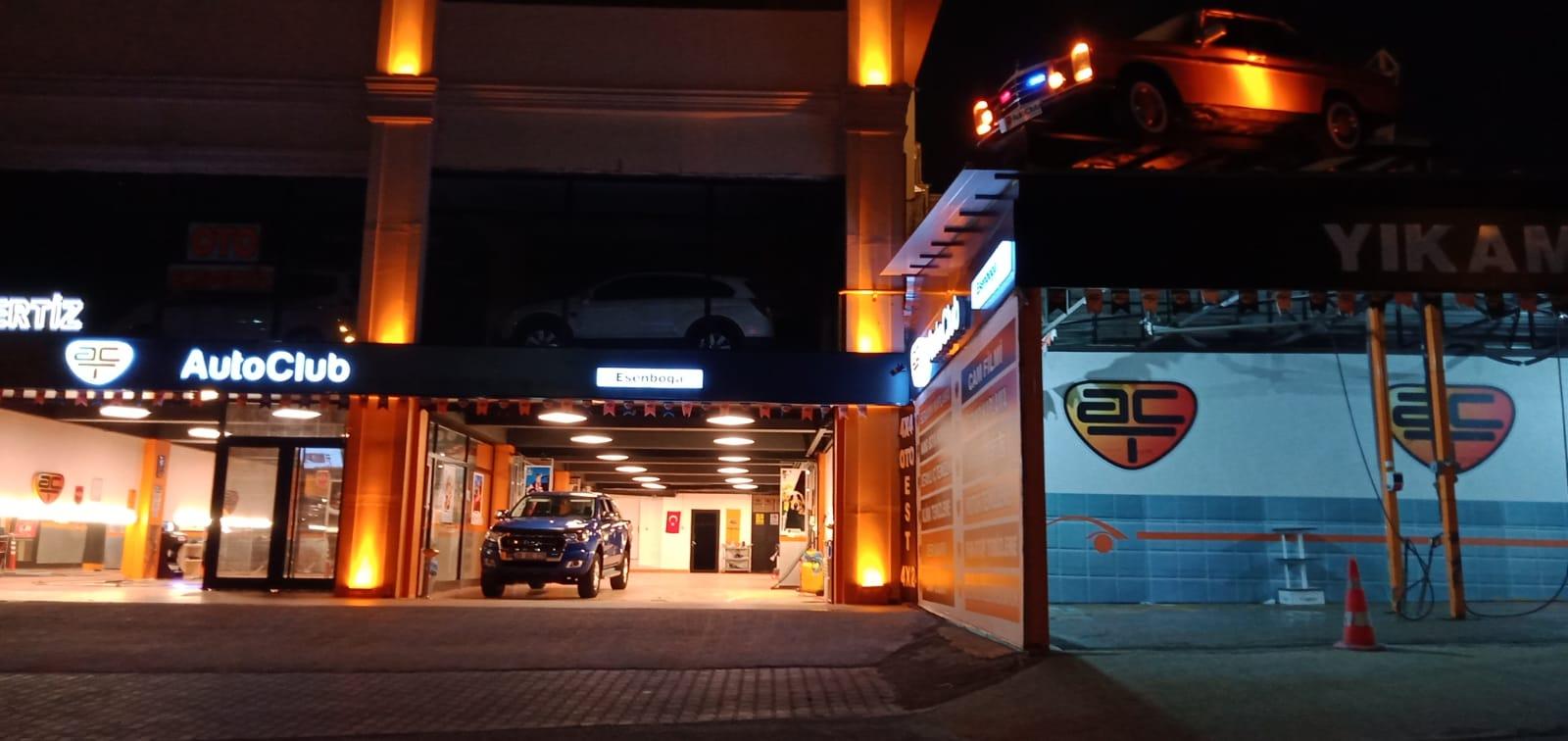 AutoClub Esenboğa - Ankara Pursaklar