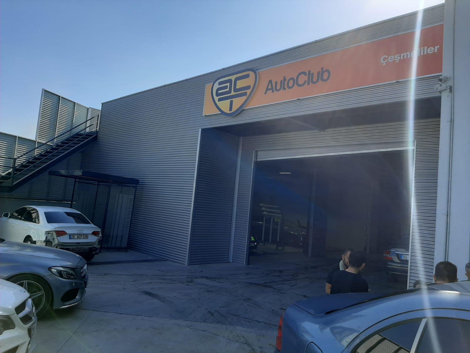 AutoClub Çeşmeliler - Denizli