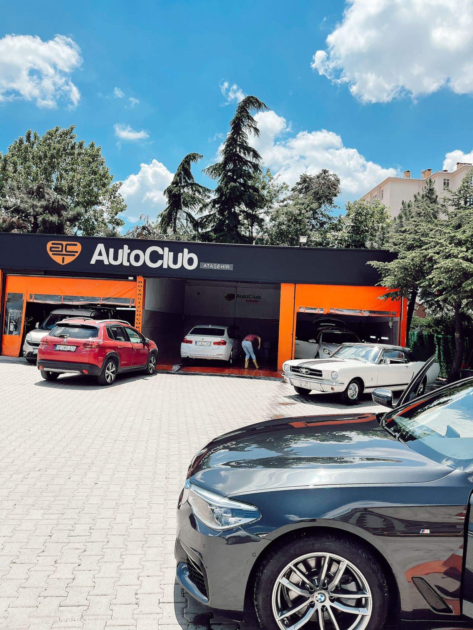 AutoClub Ataşehir - İstanbul Ataşehir