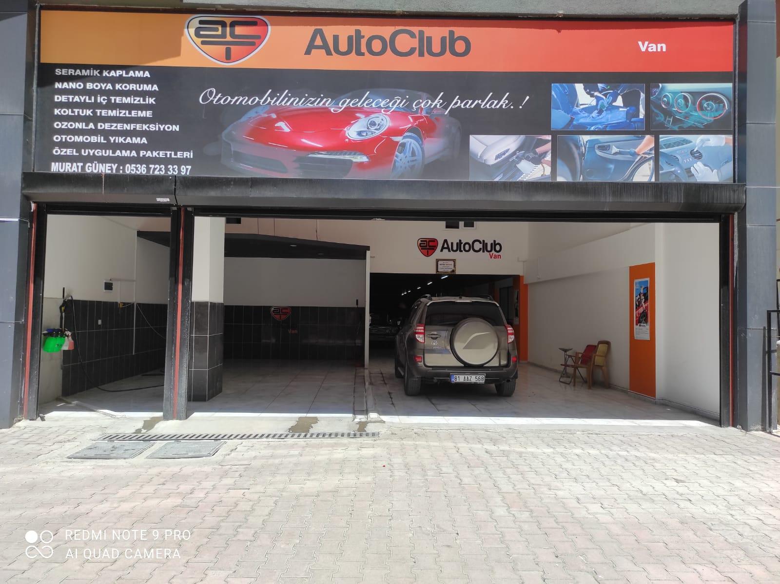 AutoClub Van