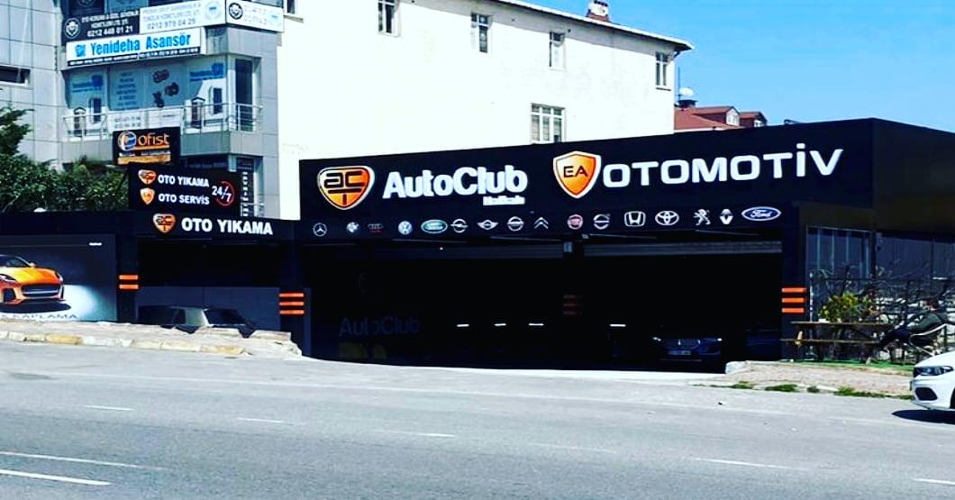 AutoClub Halkalı - İstanbul Küçükçekmece