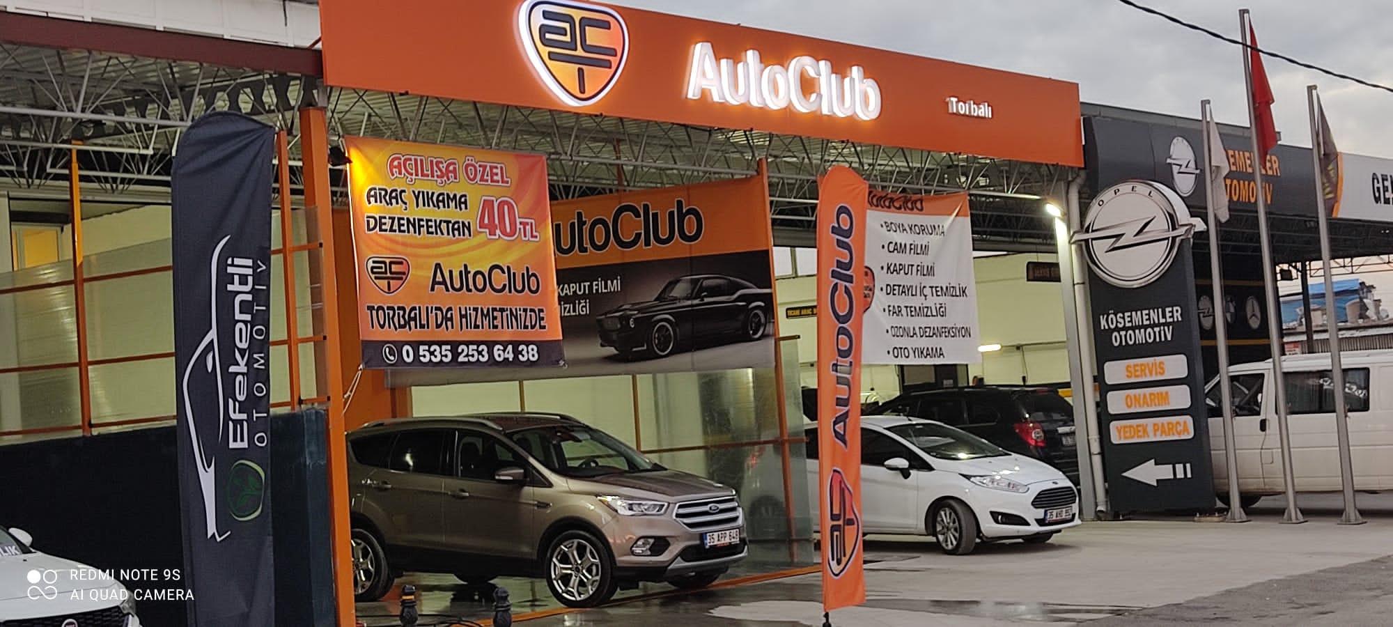 AutoClub Torbalı - İzmir Torbalı