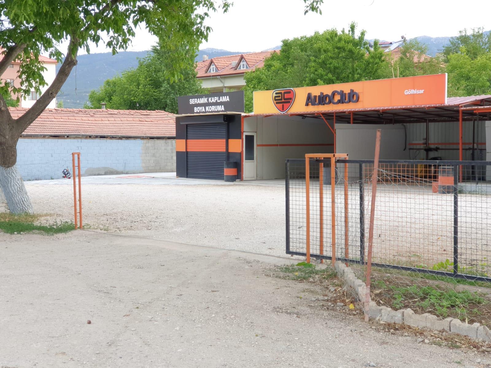 AutoClub Gölhisar - Burdur Gölhisar