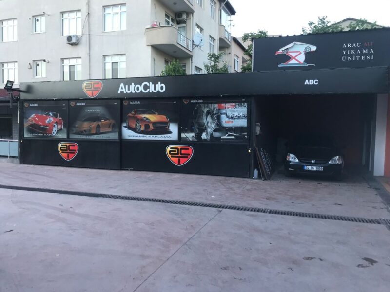 AutoClub ABC – İstanbul İçerenköy