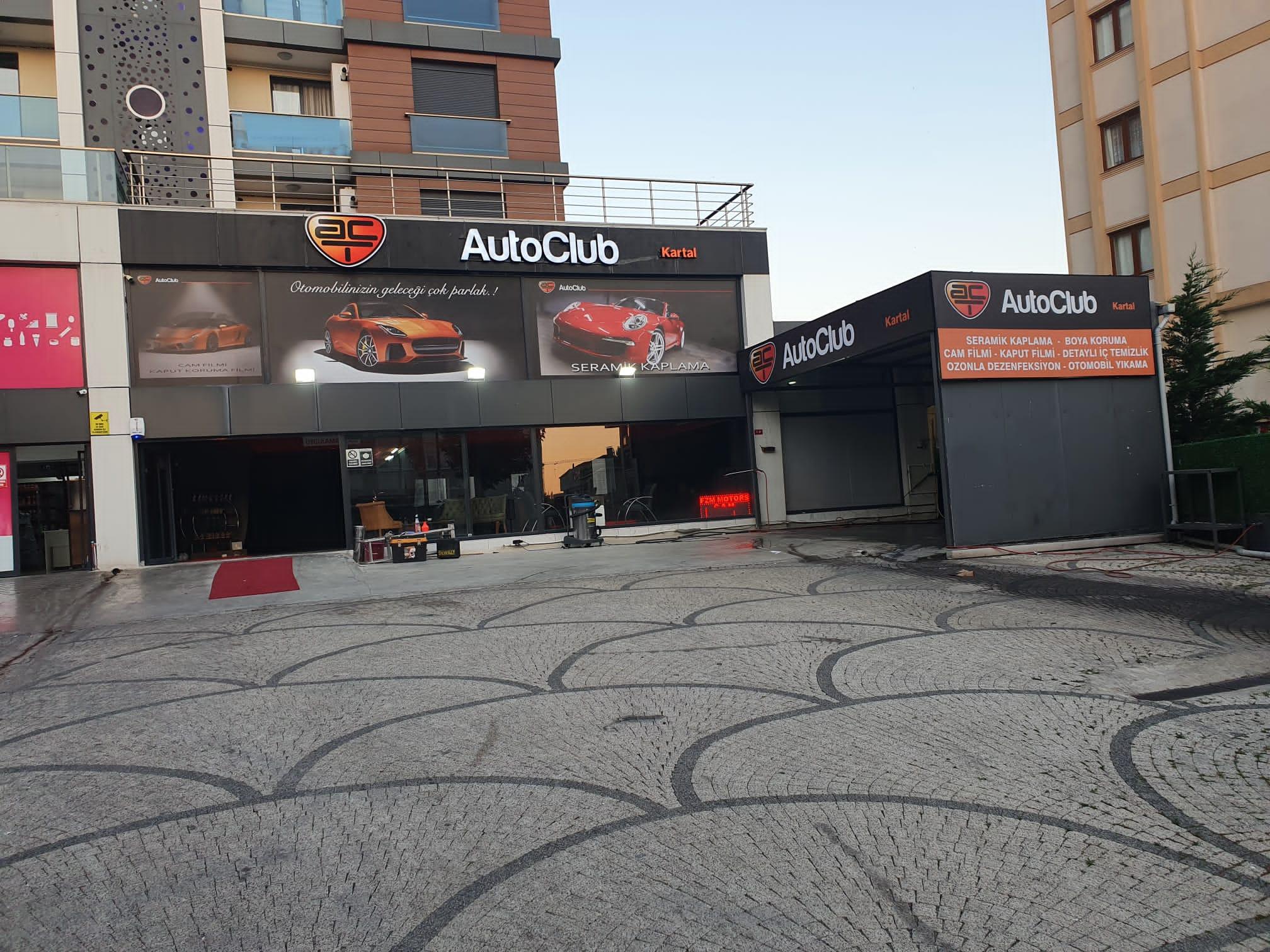 AutoClub Kartal - İstanbul Kartal